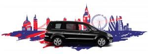 london taxi app