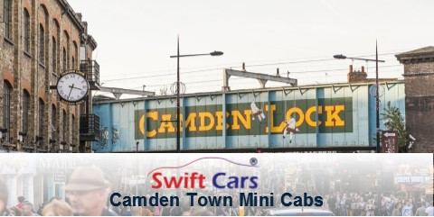 Camden Minicab Swift Cars Central London Minicabs