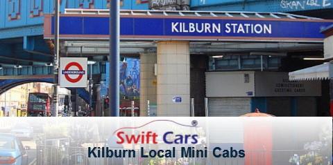 Kilburn minicabs