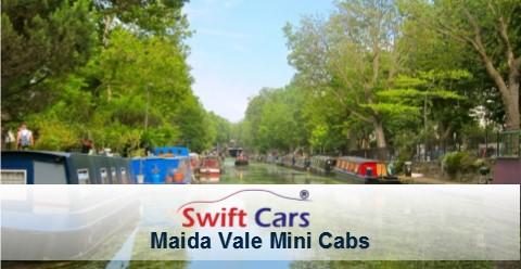 Maida Vale minicabs