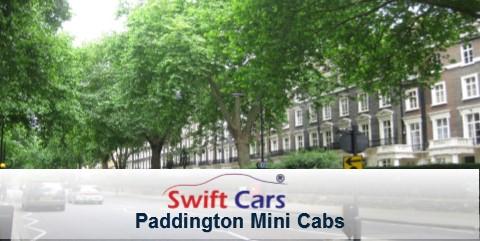 Paddington minicabs