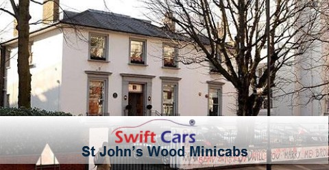St Johns Wood minicabs